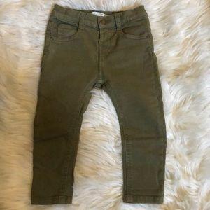 Zara baby boy jeans